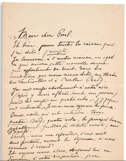 LECONTE DE LISLE Charles (1818-1894)