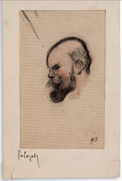 [VERLAINE Paul]. CAZALS Frédéric-Auguste (1865-1941)