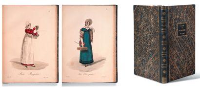 • [COSTUMES]. LANTÉ Louis Marie (1789-1871)...
