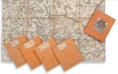 • [ATLAS]. JULIEN Roch-Joseph Atlas topographique...