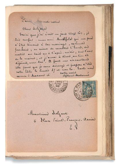MALLARMÉ Stéphane (1842-1898)
