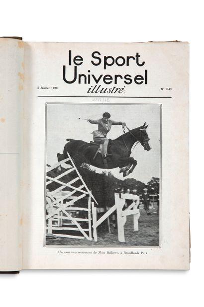 [REVUE]. [SPORT]. Le Sport Universel Illustré...