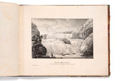 BONAPARTE Charlotte Julie (1802-1839) • Vues pittoresques de l'Amérique dessinées...