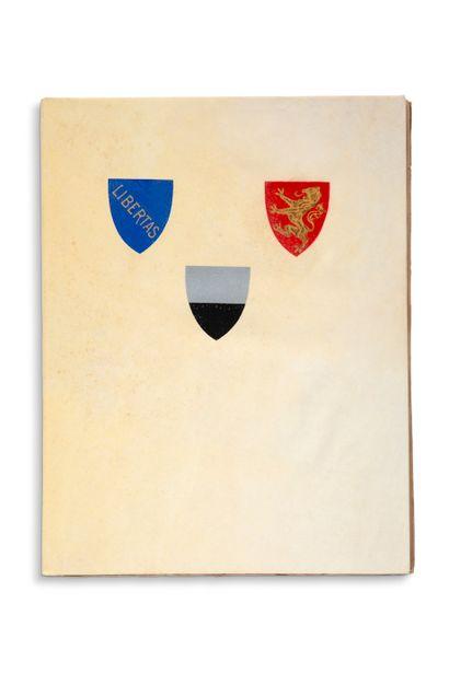 LAFNET Luc (1899-1939) - [PICCOLOMINI Aeneas Sylvius (1405-1464)]