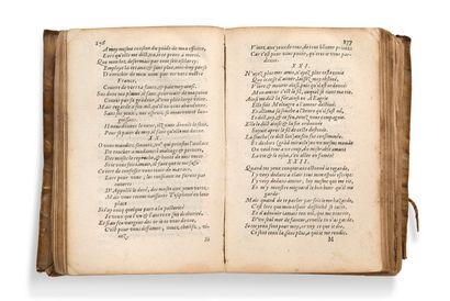 MONTAIGNE Michel de (1533-1592) Essais de Messire Michel, Seigneur de Montaigne,...