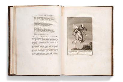 LA FONTAINE JEAN DE (1621-1695) • Les Amours de Psyché et de Cupidon, avec le Poème...