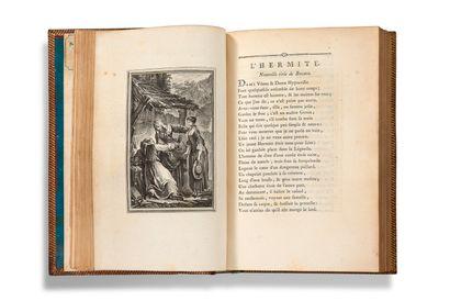 LA FONTAINE JEAN DE (1621-1695) Contes et nouvelles en vers Amsterdam [Paris], 1762....