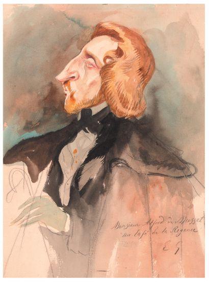 GIRAUD Eugène (1806-1881)