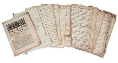 COLONIES ET ESCLAVAGE Environ 65 lettres...
