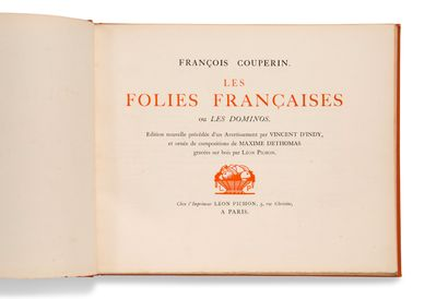COUPERIN François (1668-1733)