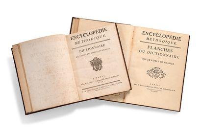 • [CHASSE] Encyclopédie méthodique. Dictionnaire...