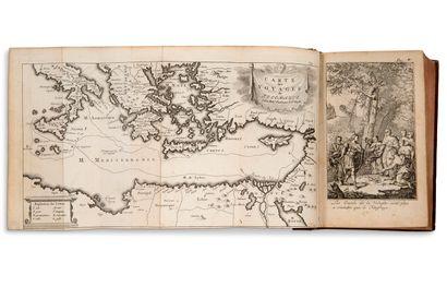 [FÉNELON (François de SALIGNAC DE LA MOTHE-FÉNELON, dit) (1651-1715)] Les Avantures...