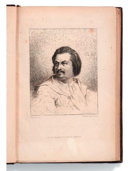 GAUTIER Théophile (1811-1872)