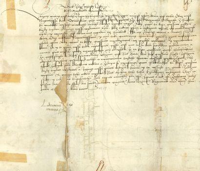 POLOGNE 2 L.S., 1519-1762. LOUIS III JAGELLON...