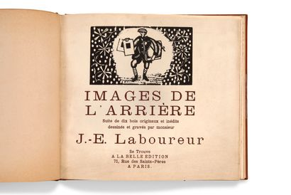 LABOUREUR Jean-Émile (1877-1943)