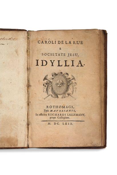 LA RUE Charles de (1643-1725)