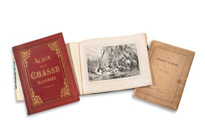• [CHASSE]. ADAM Victor (1801-1866) [Sujets...