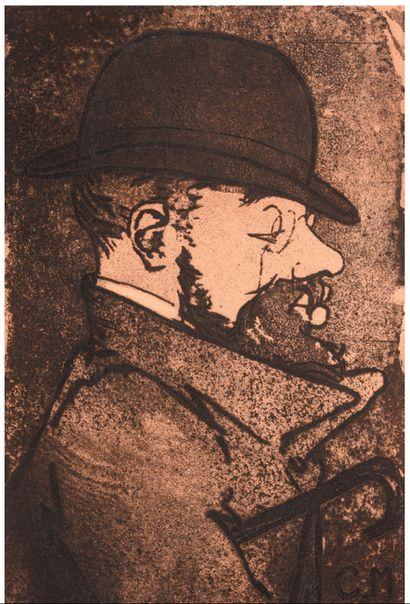 MAURIN Charles (1856-1914)