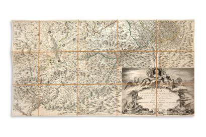 • [ATLAS]. JULIEN Roch-Joseph Atlas topographique et militaire qui comprend les...