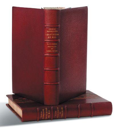 LOBEL-RICHE Alméry (1880-1950)<br/>- BAUDELAIRE Charles (1821-1867)