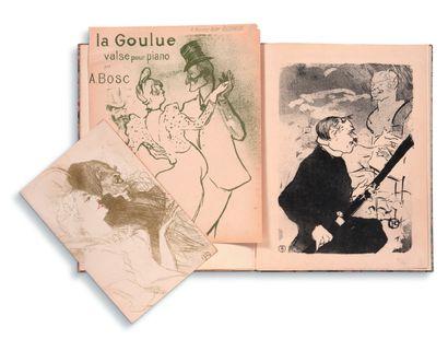 TOULOUSE - LAUTREC Henri de (1864-1901)