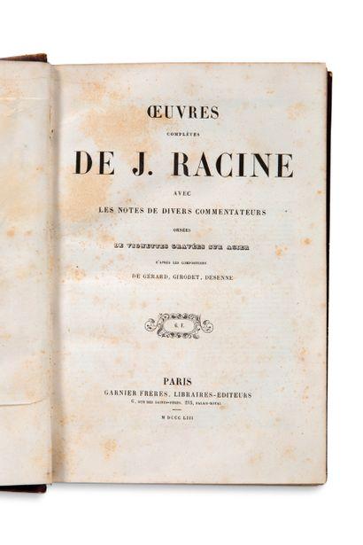 RACINE Jean (1639-1699)