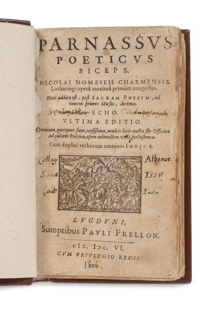 NOMEXY Nicolas de (1566 ? - 1631 ?)