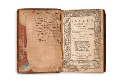 ALCIAT André (1492-1550)