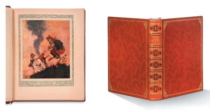 DULAC Edmond (1882-1953) - ANDERSEN Hans Christian (1805-1875)