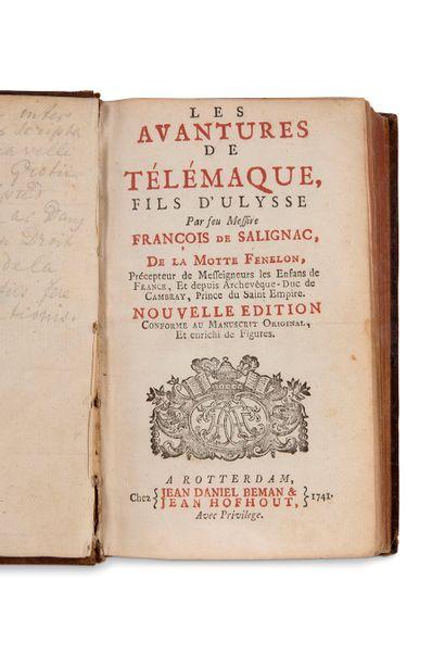 [FÉNELON (François de SALIGNAC DE LA MOTHE-FÉNELON, dit) (1651-1715)]