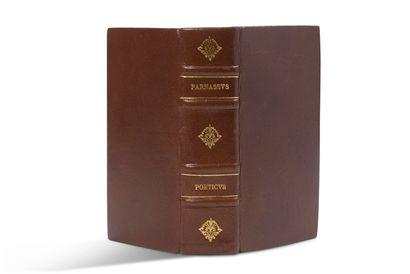 NOMEXY Nicolas de (1566 ? - 1631 ?) Parnassus Poeticus Biceps [...] Huic addita est,...