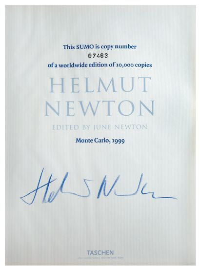 NEWTON Helmut (1920-2004) - STARCK Philippe (né en 1949)