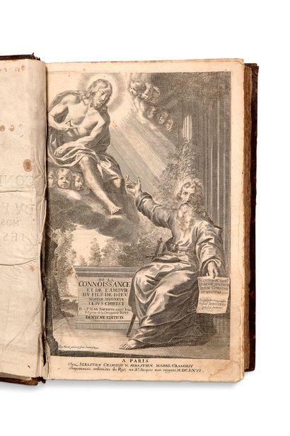 SAINT-JURE Jean-Baptiste de (1588-1657)