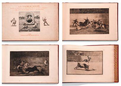 GOYA Y LUCIENTES Francisco José de (1746-1828)