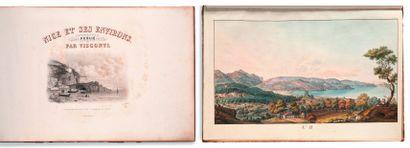 [NICE]. ALBANIS-BEAUMONT Jean-François (1753-1812)•...
