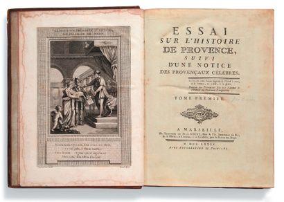 BOUCHE Charles-François (1737-1795)