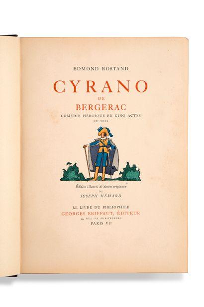 HÉMARD Joseph (1880-1961) - ROSTAND Edmond (1868-1918)