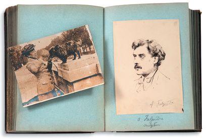 ABBEMA LOUISE (1858-1927)