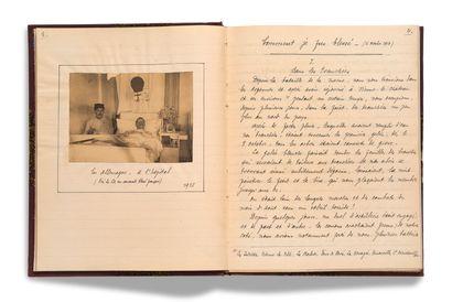 HANNECART Edouard (1881-1934), homme de lettres