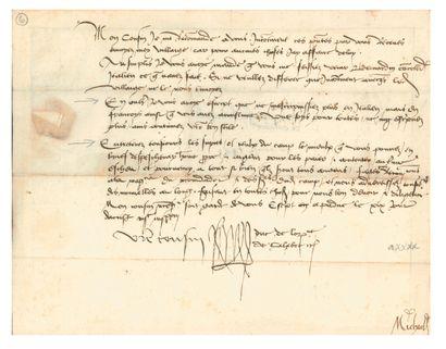 LORRAINE. RENÉ II (1451-1508) duc de Lorraine...