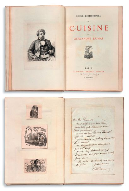 DUMAS père Alexandre (1802-1870)
