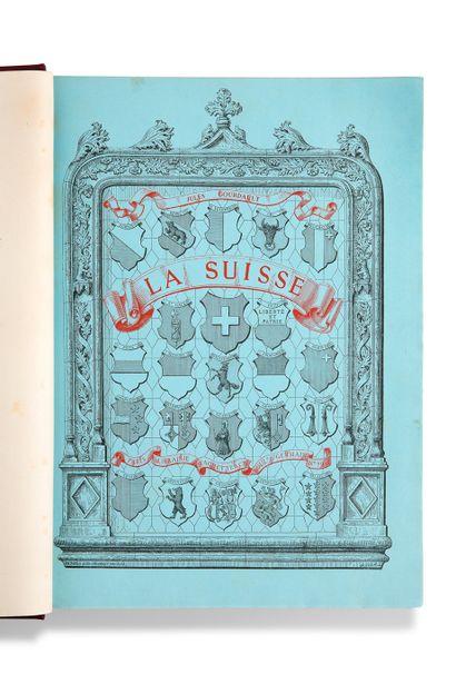 GOURDAULT Jules (1838-1912)