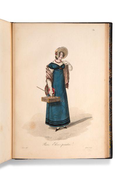 • [COSTUMES]. LANTÉ Louis Marie (1789-1871) - GATINE Georges-Jacques (1773-1824)...