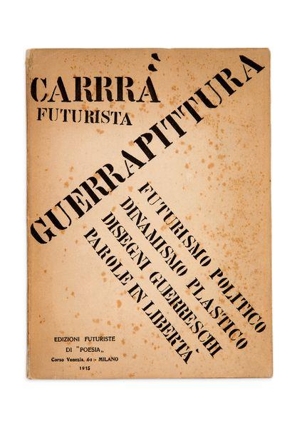 CARRÀ Carlo (1881-1966)