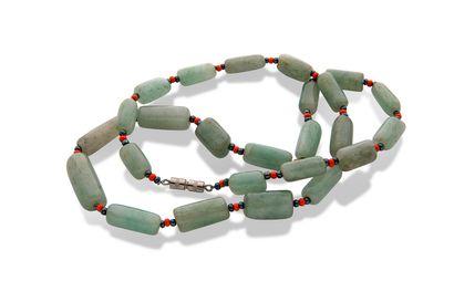 Collier de jade