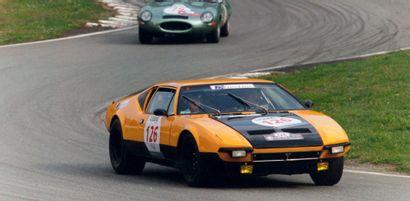 1971 DE TOMASO PANTERA «GR. 3»