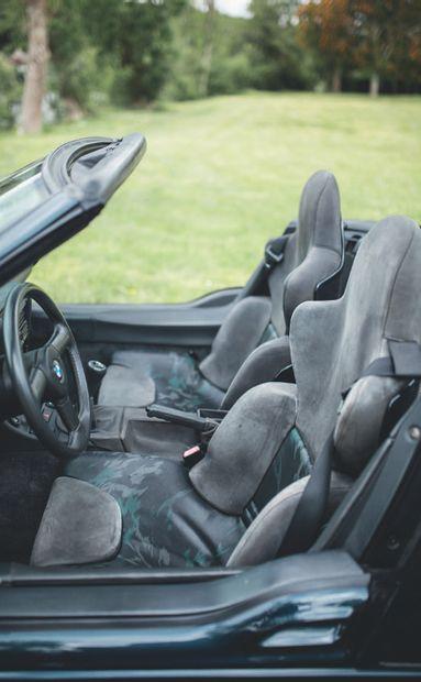 1991 BMW Z1 Moins de 32 500 km d'origine Récemment révisée Deuxième main Carte grise...