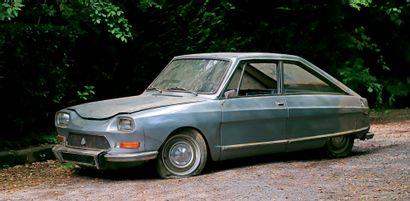 CIRCA 1969 CITROËN M35