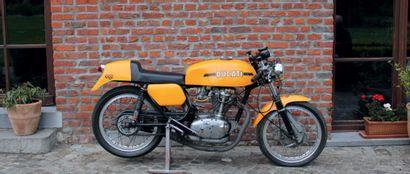 1974 DUCATI 350 MK 3 DESMO