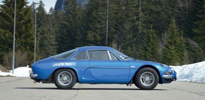 1971 ALPINE A110 1600 S